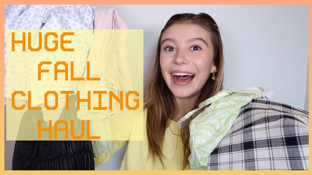 Fall Try On Haul! | G Hannelius