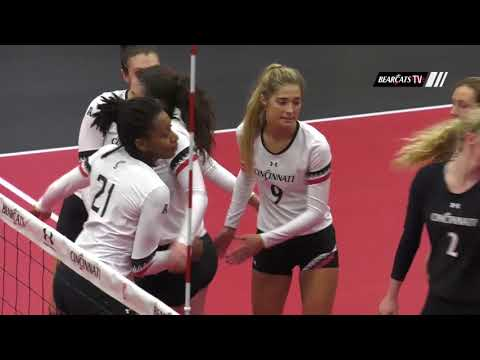 Cincinnati Volleyball Weekend Preview: Memphis and Witchita State