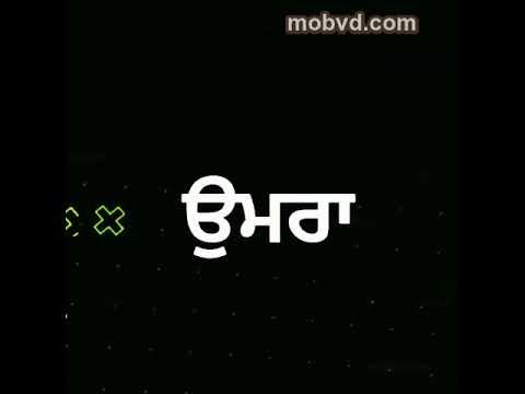Tattooz ☆ Parry Sarpanch ☆ New Punjabi WhatsApp Status ...