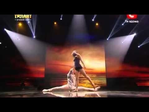 Дуэт Duo Flame покорил сердца миллионов людей на Украна ма талант-5