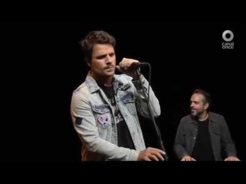 Las Ganas - Dani Martin (En Vivo)