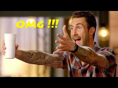 TOP Most Surprised Auditions in The Voice USA - Adam & Usher Shocked After Turning the Chair