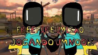 FREE FIRE UM LIXO NOOB JOGANDO