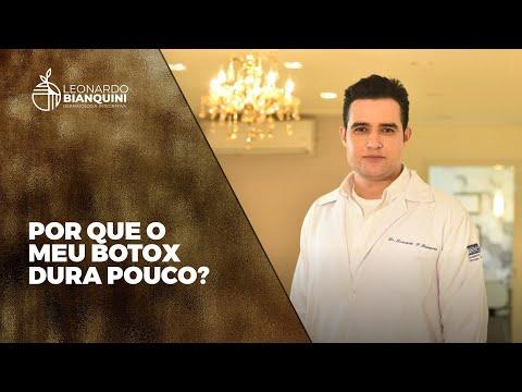 Видео Aplicação da Toxina Botulinica Tipo A para Fins Estéticos