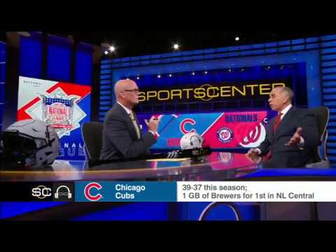 "2017 Chicago Cubs ""Road To The Playoffs"" Hype Speech."