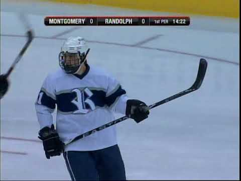 Nj Hs Hockey 2011 Public A Final Montgomery Vs Randolph From