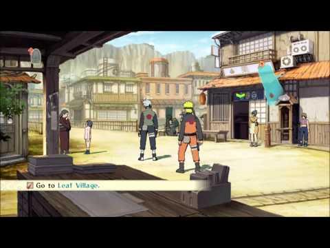 Zagrajmy w Naruto Shippuden Ultimate Ninja Storm 2 (Smutne Wieści) part 25