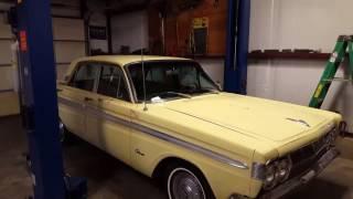 1964 comet 4 door for sale