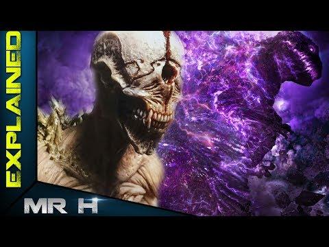 Shin Godzilla Ending Explained & Shin Gojira Tail Evolution Explained