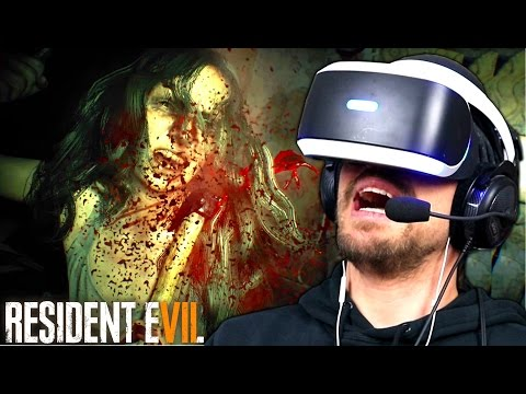 RESIDENT EVIL 7 !! Episode 1 - Playstation VR