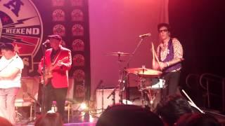 Slim Jim Phantom - Viva Las Vegas 2013.