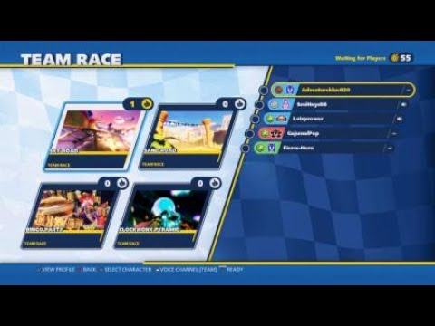 Team Sonic Racing When The Game Itself Hates You Youtube Official facebook page of stevewilldoit. youtube