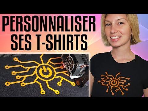 Comment Personnaliser Ses T-shirts Avec Une Imprimante 3D