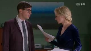 """""""O mnie się nie martw"""" – Ostra nauczycielka – scena z odc. 3, sezonu 10"""