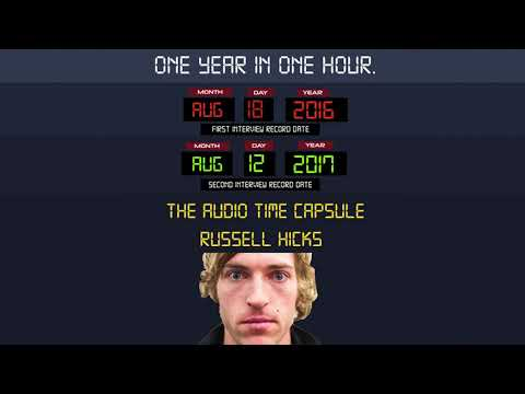 EP6 - Russell Hicks | The Audio Time Capsule Podcast