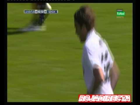 Juventus 2-2 Genoa (Gol de Alessandro Matri)