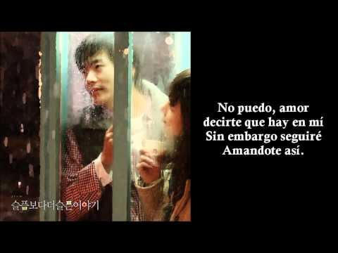 Lee Seung Chul- No one else (Español)