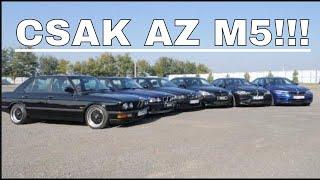 Melyik a legjobb M5-ös BMW?