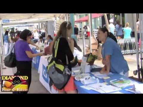 Wellbeing Health & Fitness Festival 2013 | Chamber of Commerce | Santa Monica CA