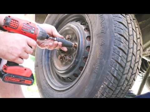 Repeat Vanagon Rear Trailing Arm Bushings Replacement