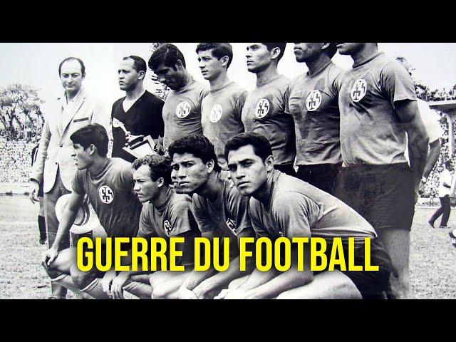 Le match de football qui a déclenché une guerre (1969) - HDG #24