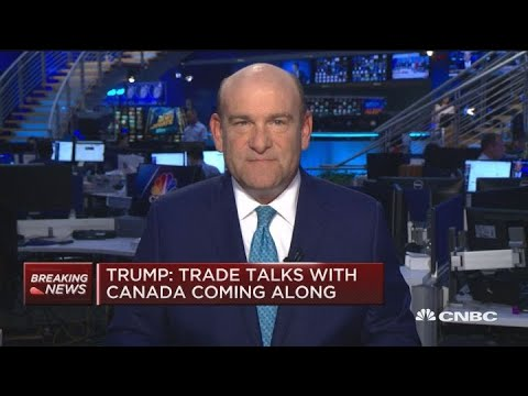 Growing trade deficit could be good sign for US economy