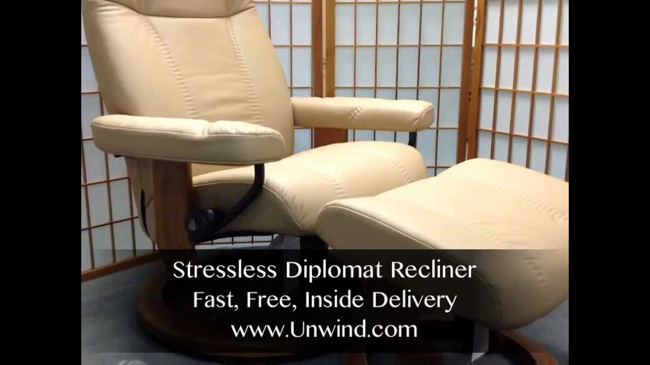 Stressless Diplomat- An Economical Ekornes Recliner- Small Size & Stressless Diplomat- An Economical Ekornes Recliner- Small Size ... islam-shia.org