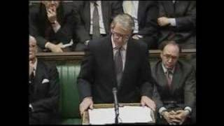 Labour leader John Smith Dies, May 1994