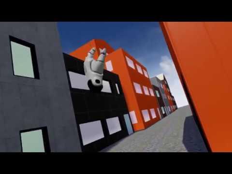 Virtual Reality Edge Condition Manipulation Demonstration