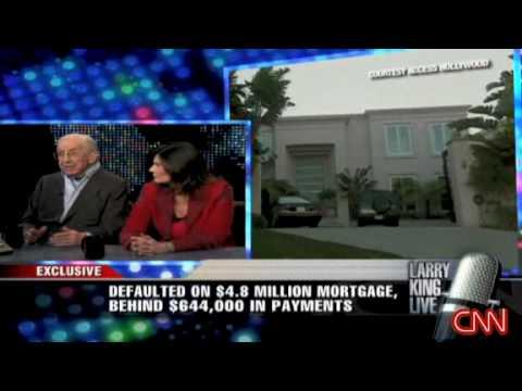 Ed McMahon on Foreclosure