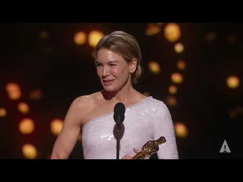 Renée Zellweger wins Best Actress
