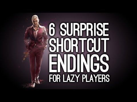 Thumbnail: 6 Surprise Shortcut Endings for Lazy Players