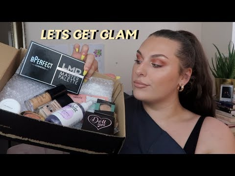 Testing Out New Makeup & Beauty Haul - Chatty Get Glam With Me thumbnail