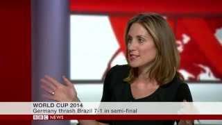 Brazil #WorldCup thrashing breaks Twitter records