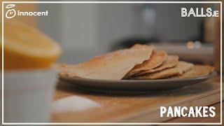 Dairy Free Pancakes Using innocent Dairy Free Range!