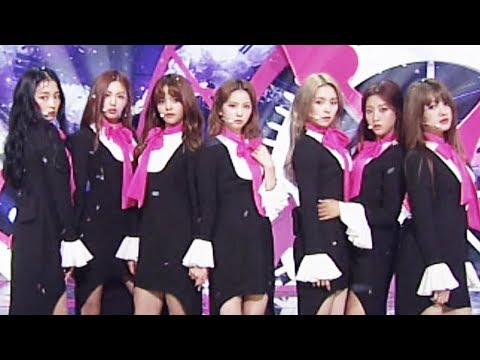 《Comeback Special》 CLC - Where are you? (어디야?) @인기가요 Inkigayo 20170806