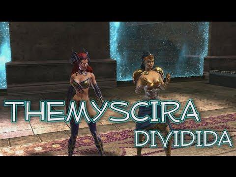 Dc Universe Online - Themyscira Dividida - FAIL en Themyscira