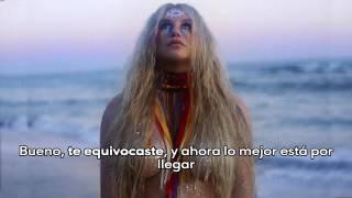 Kesha - Praying [Traducida en español]