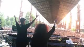 Nicole Moudaber & Skin B2B @ Kappa Futur Festival, Turin (10/06/16)