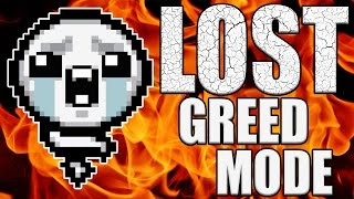 LOST GREED MODE Isaac Afterbirth [32]