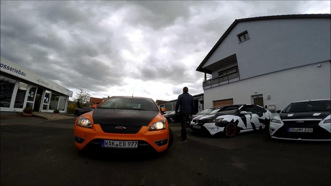 Ford Focus RST Saisonstart in der Rhn 22042017  YouTube