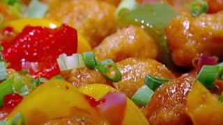 بوشار الدجاج من نبيل بصلصة الشيلي الصينية - نضال البريحي