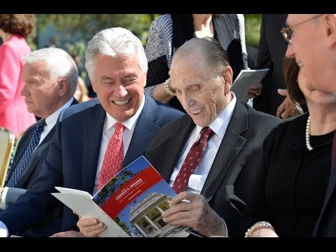 University of Utah Names Historic Building After President Monson