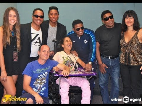 The Jacksons Meet and Greet