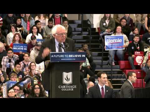 Wisconsin Job Losses Came From Bad Trade Deals | Bernie Sanders