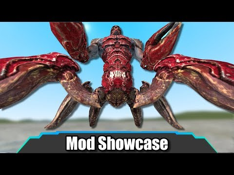 Garry's Mod | Um...What The Heck Are These Things?.... (Serious Sam 3 SNPCs) | Mod Showcase thumbnail