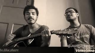 Download Video Dilhari Acoustic cover ft. Anirban Sengupta and Joyditya Barman MP3 3GP MP4