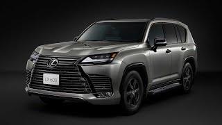 Авто обзор - Внедорожник Lexus LX 2022 дебютировал с бензиновым и дизельным V6