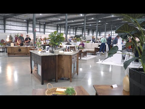 Northern Indiana Woodcrafters Association 2019 Amish Furniture Expo