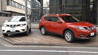 NewFace 日産自動車「エクストレイル ハイブリッド」を発売